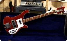 Rickenbacker 4001 1978 Burgundyglo