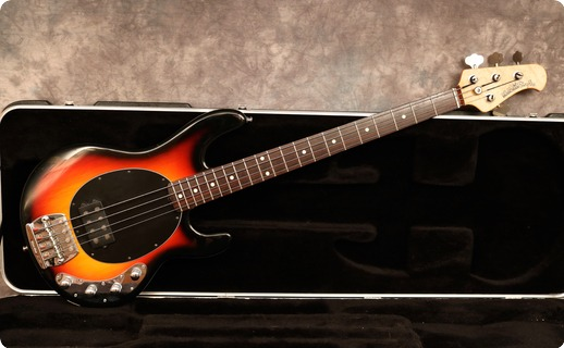 Ernie Ball Music Man Stingray 1991 Vintage Sunburst