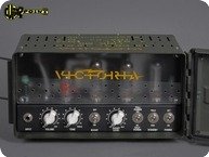 VICTORIA VIC 105 Guitar Amp Head Ammo Case 2017 Military Green