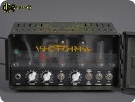 VICTORIA VIC 105 Guitar Amp Head Ammo Case 2017 Military Green