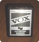 Vox Distortion Booster 1960 Metal Box