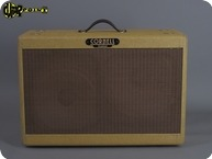 Cornell 2x12 Tweed Cabinet Tone Tubby 2017 Tweed