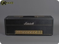 Marshall Jimi Hendrix Reissue Super 100 JH Head 2006 Black Levant