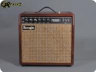 Mesa Boogie Mark I 1990 Mahogany Wooden Cabinet