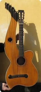 Larson Brother Harp Guitar 3 / Dier Harp