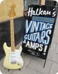 Fender Stratocaster 1975 Olympic White