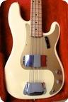 Fender Precison 1957 USA Reissue 1982 Vintage White