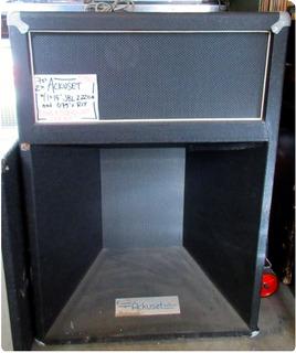 Ackuset Pa Speakers / Jbl Black