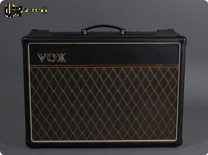 Vox Ac 15 Cc1 2010 Black