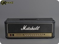 Marshall-JCM900 50 Watt HiGain Dual Reverb - 4500-1991-Black Levant