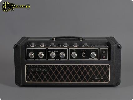 Vox Defiant 1967 Black Tolex