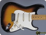 Fender-Stratocaster-1957-2-tone Sunburst