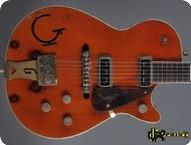 Gretsch 6130 Knotty Pine ex Brian Setzer 1955 Orange ...4x Knoots