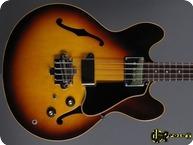 Gibson EB 2 1967 Sunburst