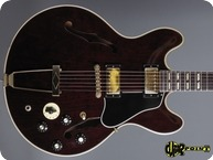 Gibson ES 345 TDSV Stereo 1979 Winered