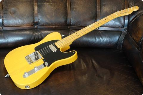 Fender Telecaster Usa Hotrod 52 2007 Butterscotch