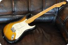 Fender Stratocaster Elite 2008 Sunburst
