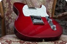 Fender American Standard Telecaster 1995 Crimson Red
