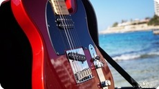 Fender Telecaster HS 2004 Red