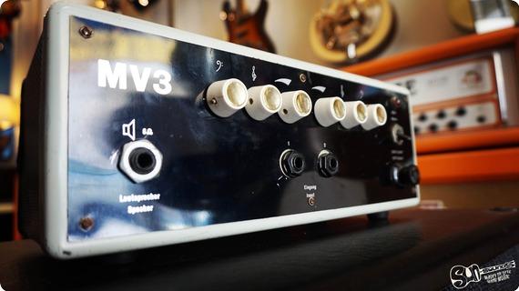 Vermona Mv3 1967 Metal