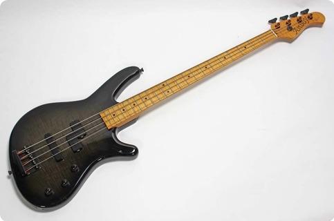 Anboy Odyssey Bass 1995 Translucent Black