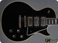 Gibson Les Paul Custom 1960 Ebony Black