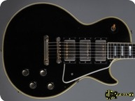 Gibson Les Paul Custom 1960 Ebony Black