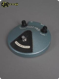 Dallas Arbiter England Fuzz Face 1969 Grey Blue
