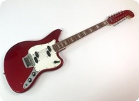 Fender Electric XII 1966 Candy Apple Red