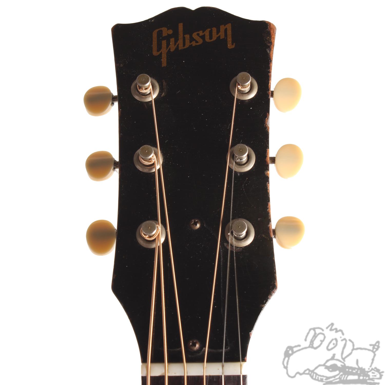 54e1746346 Gibson J 45 1957 Guitar For Sale Garrett Park Guitars