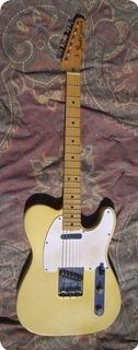 Fender Telecaster 1970 White Creme