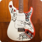 Fender Stratocaster 2017 Red