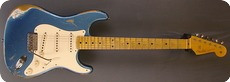 Fender Custom Shop Stratocaster Heavey Relic Custom Shop Stratocaster 2010 Lake Placid Blue