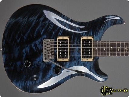 Paul Reed Smith Prs Custom 24 1989 Blue Whale / 1 Piece Top !!!
