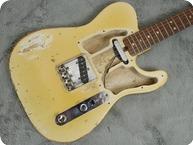Fender Smugglers Telecaster 1967 Blonde