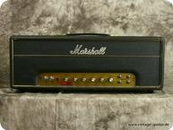 Marshall JTM 45 Reissue 1989 Black Tolex
