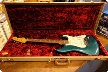 Fender Stratocaster USA 62 Vintage Reissue 2009 Ocean Turquiose
