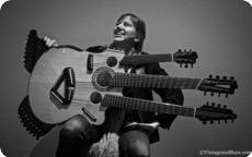 Manzer Guitars Medusa 2010