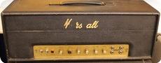 Marshall JTM45 1966