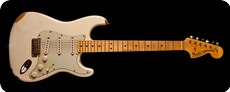 Fender Custom Shop Stratocaster 69 Heavy Relic 2007 Olympic White