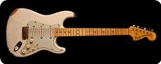 Fender Custom Shop Stratocaster 69 Heavy Relic 2007 Olympic White