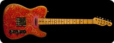 Fender Telecaster 1968 Pink Paisley