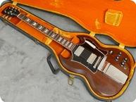 Gibson SG Standard 1969 Walnut