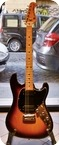 Music Man Sabre II 1979 Sunburst