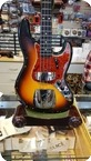 Fender Jbass 1965 Sunburst