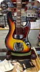 Fender Jbass 1966 Sunburst