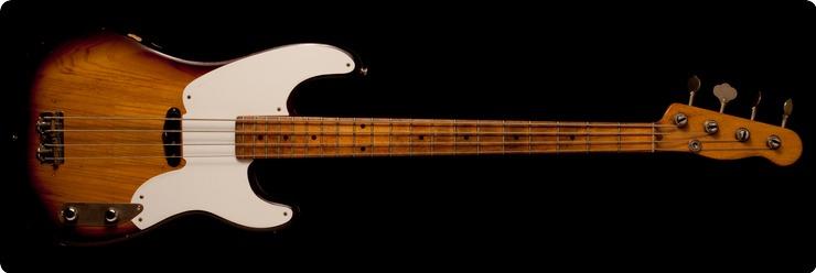 Fender Precision Bass 1955 Sunburst