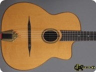 Dell Arte Gypsy Acoustic 1998 Natural