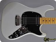 Music Man Sabre I 1979 Silvermetallic