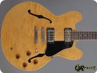 Gibson ES 335 Dot Reissue 1984 Antique Natural